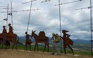 Laura Scherer El Camino de Santiago 2012