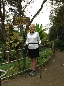 Marg in Kona Hawaii